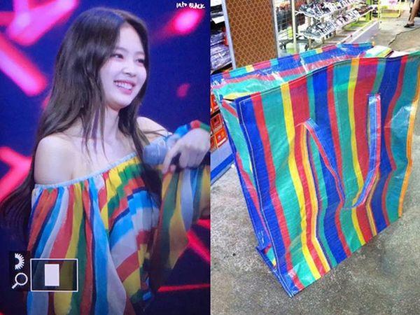"""""""Người đẹp sang nhất xứ Hàn"""" bị chê bai vì bộ đồ xanh nõn chuối - 8"""