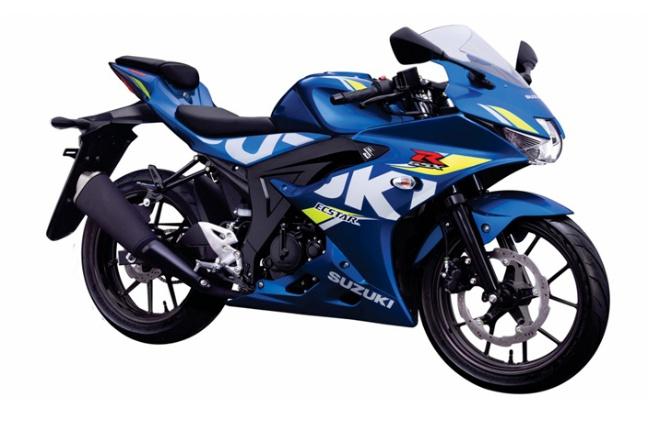Bảng giá xe máy Suzuki tháng 8/2019: Khuyến mại hàng loạt mẫu xe - 1