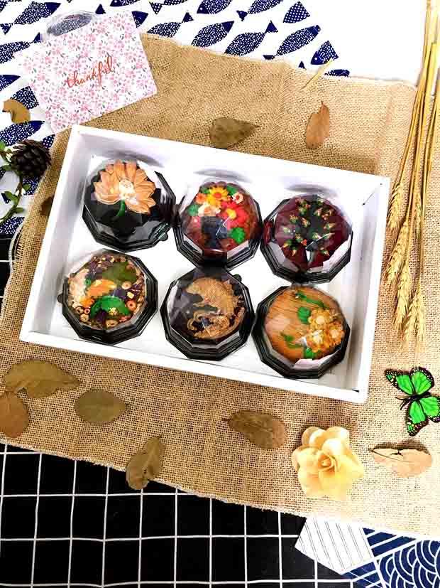 Hà Nội: Thị trường bánh trung thu nhộn nhịp, giá 4 triệu/hộp - 10