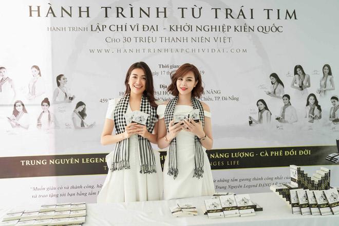 """Hoa hậu Sella Trương: """"Khuyến học là cuốn sách giúp vượt qua mọi nghịch cảnh"""""""