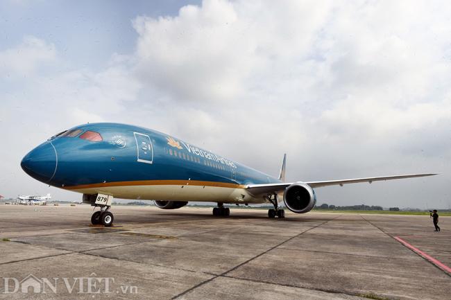 Ảnh: Khám phá máy bay chở được nhiều hành khách nhất Việt Nam - 1
