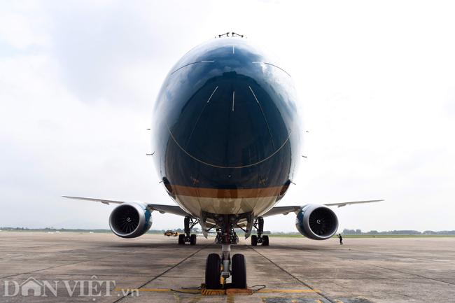 Ảnh: Khám phá máy bay chở được nhiều hành khách nhất Việt Nam - 2