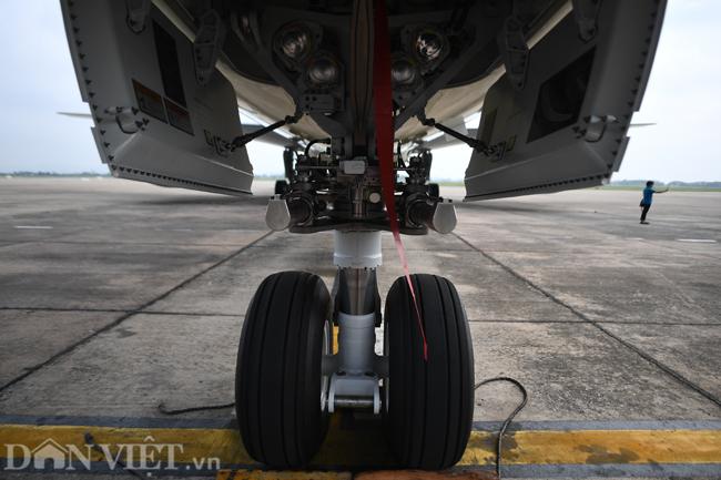 Ảnh: Khám phá máy bay chở được nhiều hành khách nhất Việt Nam - 3