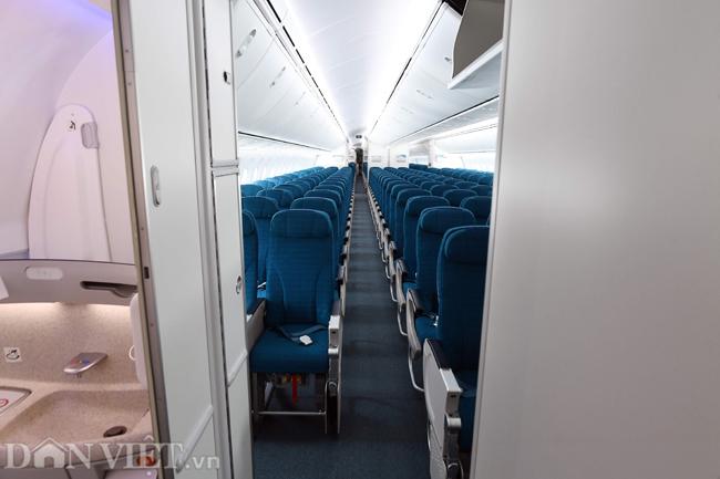 Ảnh: Khám phá máy bay chở được nhiều hành khách nhất Việt Nam - 7