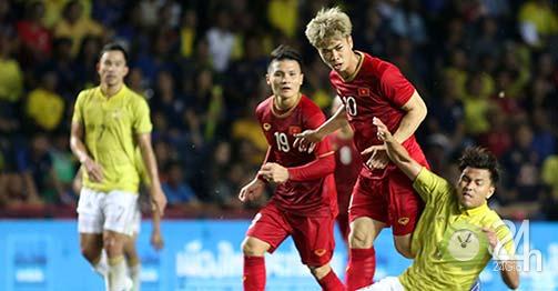 Bản quyền trận Thái Lan đấu Việt Nam vòng loại World Cup: Xem trên kênh nào?