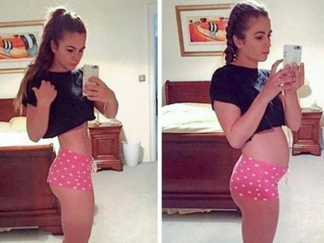 Bóc mẽ ảnh sống ảo của các cô gái trẻ trên mạng xã hội