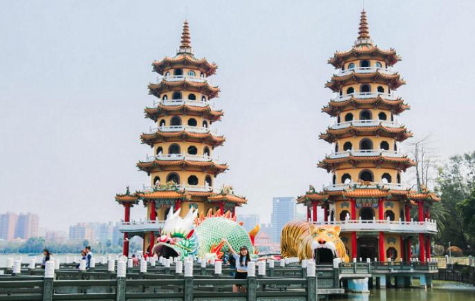 Nghỉ lễ sắp tới còn chưa biết đi đâu, hãy ghé ngay Cao Hùng, Đài Loan - 4