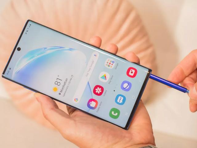 iPhone 11 sẽ phải nể phục Galaxy Note10 ở những điểm này