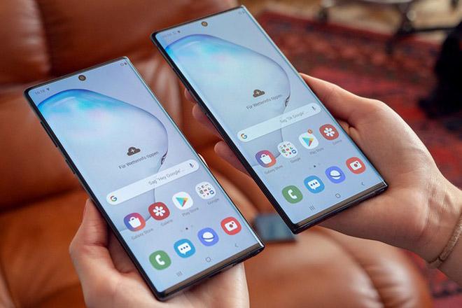Lượng đơn đặt hàng Galaxy Note10 cao gấp đôi Note9 - 1