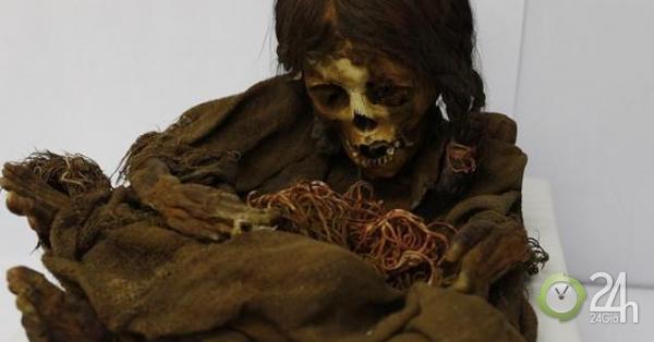 Xác ướp công chúa 500 năm tuổi nguyên vẹn được đưa từ Mỹ về quê nhà sau 129 năm-Thế giới