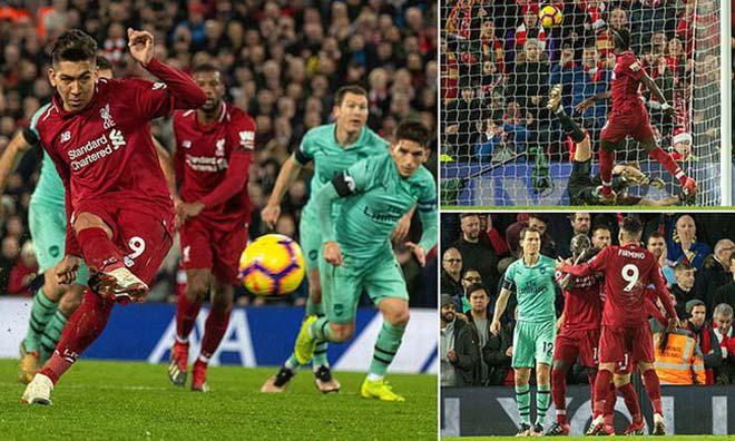 """Liverpool - Arsenal tranh số 1 Ngoại hạng Anh: """"Dàn pháo"""" 14.800 tỷ đồng quyết đấu - 1"""