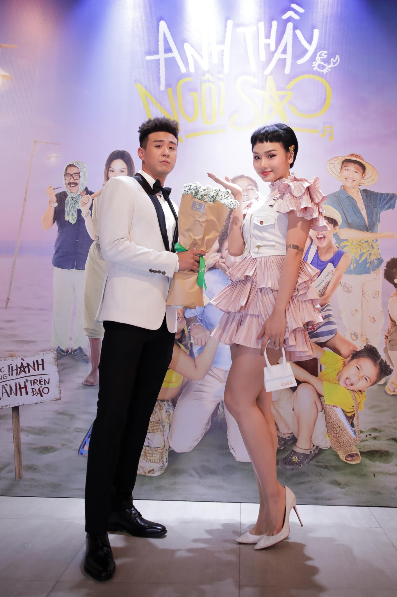 Dàn sao Việt đổ bộ đến buổi ra mắt phim mới của đạo diễn Đức Thịnh - 6