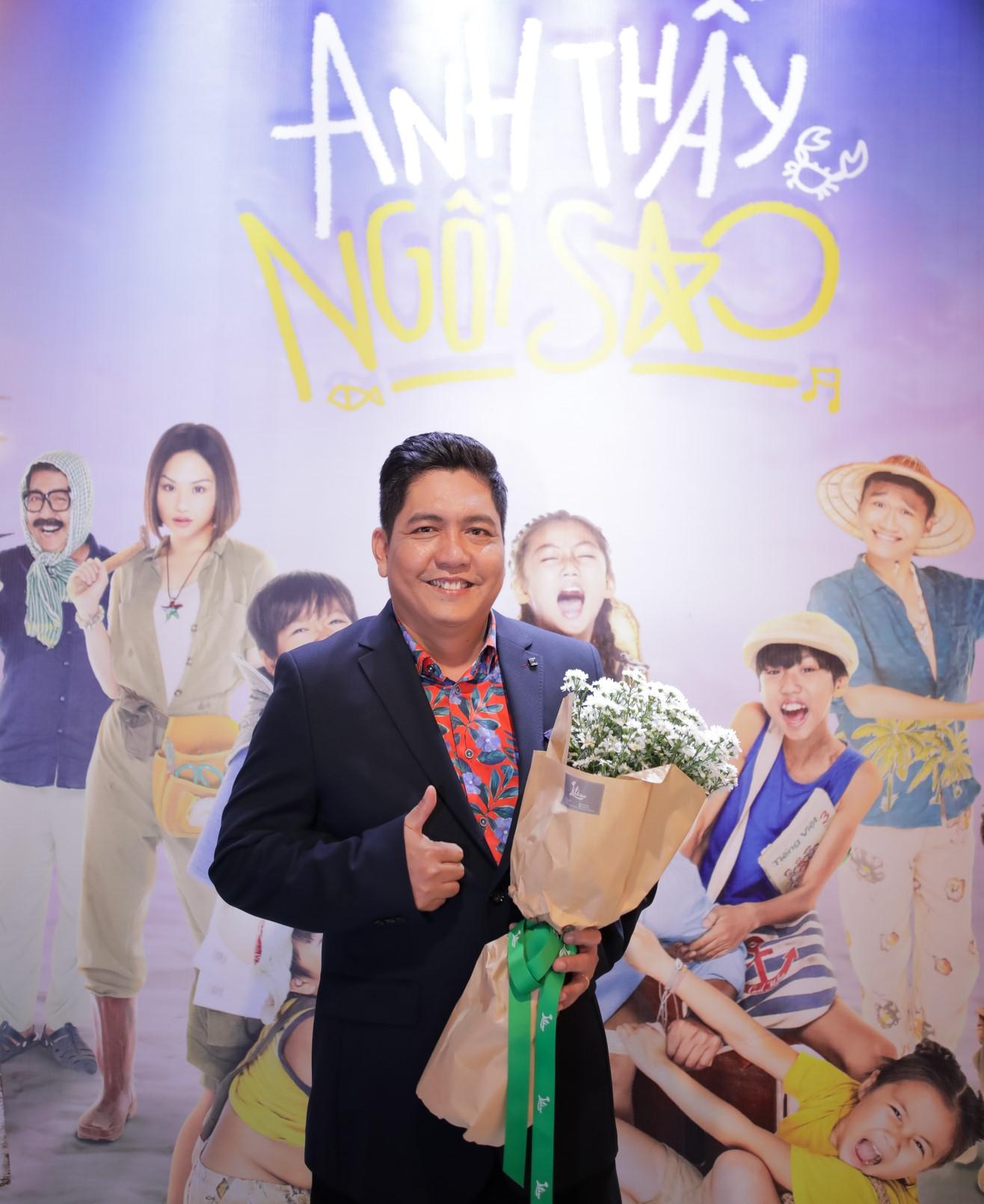 Dàn sao Việt đổ bộ đến buổi ra mắt phim mới của đạo diễn Đức Thịnh - 2