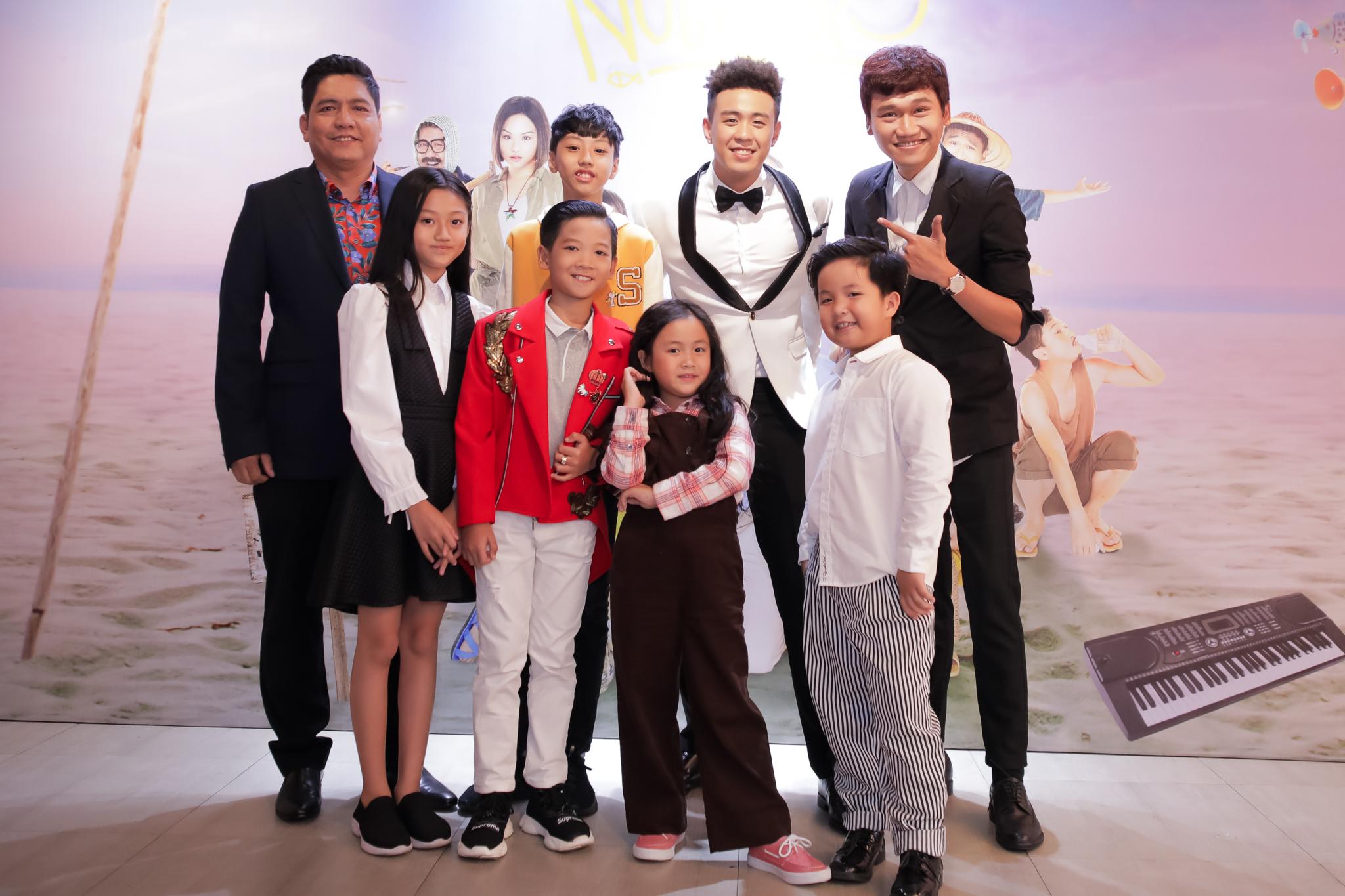 Dàn sao Việt đổ bộ đến buổi ra mắt phim mới của đạo diễn Đức Thịnh - 8