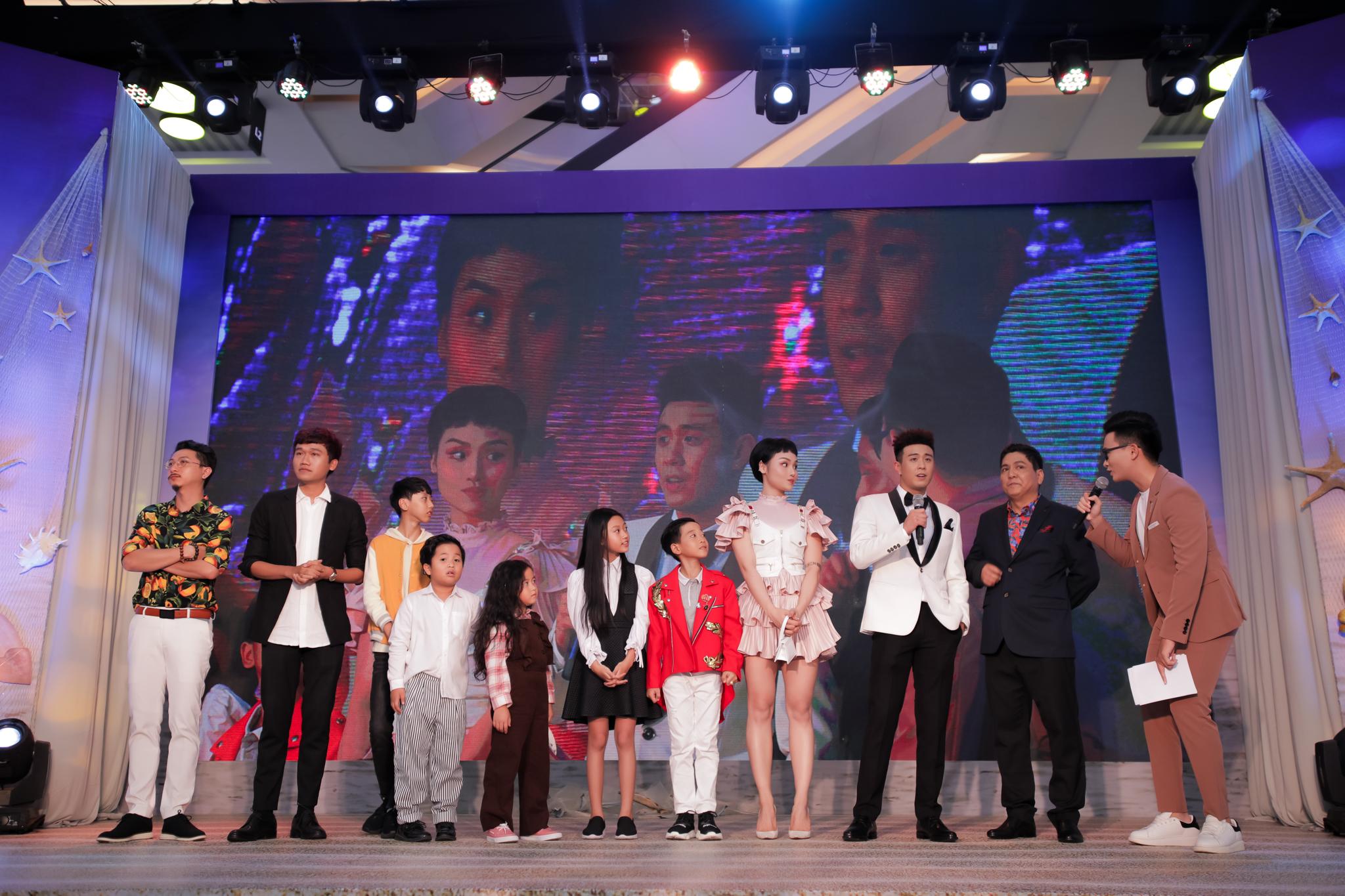 Dàn sao Việt đổ bộ đến buổi ra mắt phim mới của đạo diễn Đức Thịnh - 14