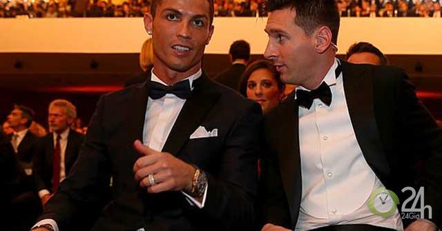"""Ronaldo hé lộ về quan hệ với Messi: Ngưỡng mộ tài năng, nặng lòng """"tri ân""""-Bóng đá 24h"""