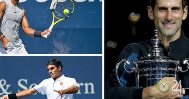 Phân nhánh US Open: Federer hẹn đấu Djokovic, Nadal sớm gặp khó