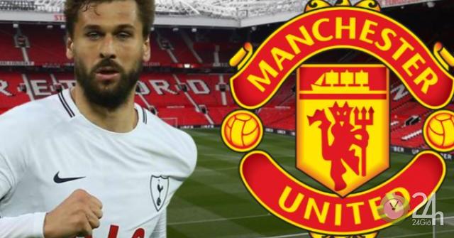 Ngỡ ngàng MU săn sao: Mua tiền đạo Tottenham miễn phí thay Lukaku