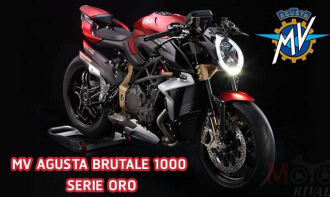 Siêu mô tô MV Agusta Brutale 1000RR và Brutale 1000RC sắp ra mắt, tay đua