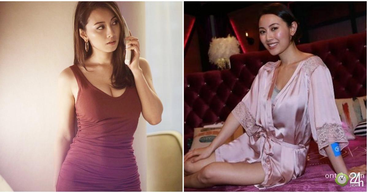 Hoa hậu có giá đi tiếp khách 1 tỷ đăng ảnh sexy tìm bạn trai trên MXH
