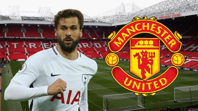 Ngỡ ngàng MU săn sao: Mua tiền đạo Tottenham miễn phí thay Lukaku - 1