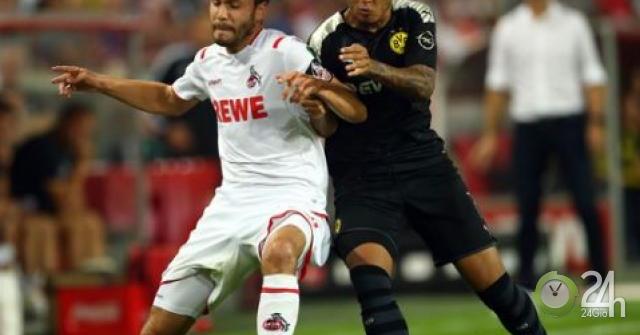 Video, kết quả bóng đá Cologne - Dortmund: Kỷ lục thần đồng, cựu sao Barca chốt hạ