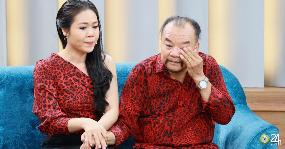 Cờ bạc đã làm tan vỡ gia đình vợ chồng danh hài chênh nhau tới 20 tuổi thế nào? - Giải trí