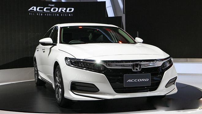 Honda Accord mới sắp về Việt Nam dự đoán lắp máy 1.5L tăng áp và hộp số CVT - 1