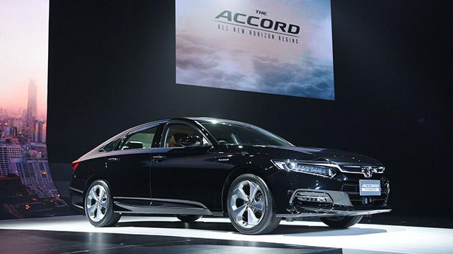 Honda Accord mới sắp về Việt Nam dự đoán lắp máy 1.5L tăng áp và hộp số CVT - 2