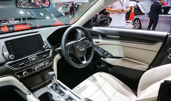 Honda Accord mới sắp về Việt Nam dự đoán lắp máy 1.5L tăng áp và hộp số CVT - 3
