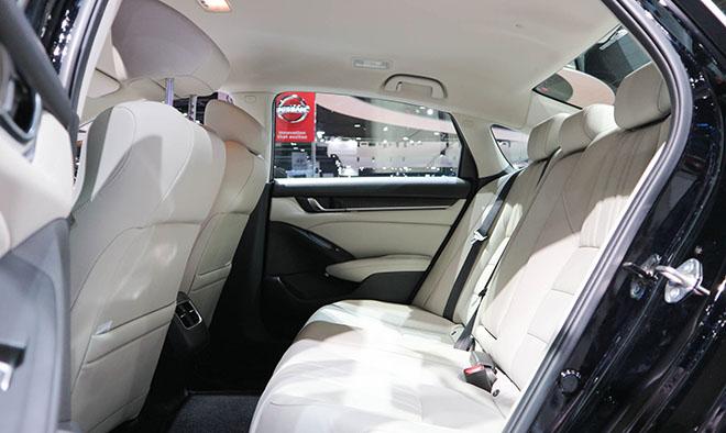 Honda Accord mới sắp về Việt Nam dự đoán lắp máy 1.5L tăng áp và hộp số CVT - 4