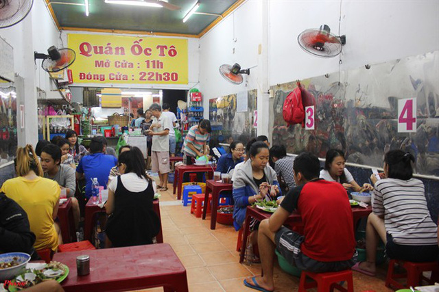 Những quán ốc ngon nổi tiếng, nhất định bạn phải ghé khi đến Sài Gòn - 2