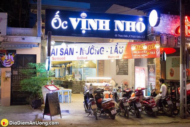 Những quán ốc ngon nổi tiếng, nhất định bạn phải ghé khi đến Sài Gòn - 8