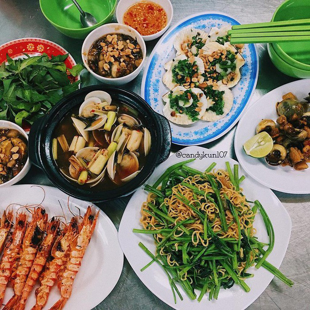 Những quán ốc ngon nổi tiếng, nhất định bạn phải ghé khi đến Sài Gòn - 9