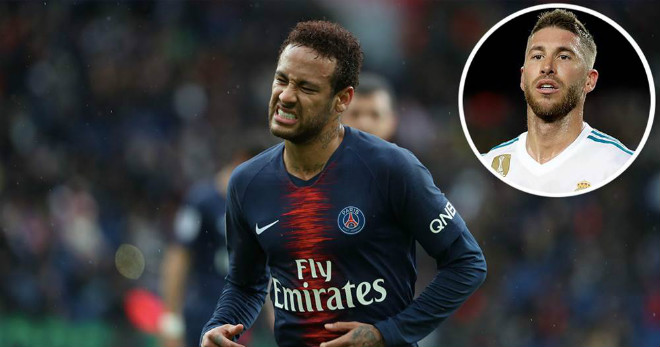 """Real Madrid săn Neymar phút chót: """"Đại ca"""" Ramos phát biểu gây sốc - 2"""