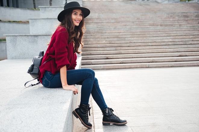 Không cần nhiều quần áo, bạn vẫn có thể mặc đẹp như Fashionista - 1