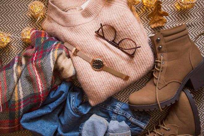 Không cần nhiều quần áo, bạn vẫn có thể mặc đẹp như Fashionista - 4