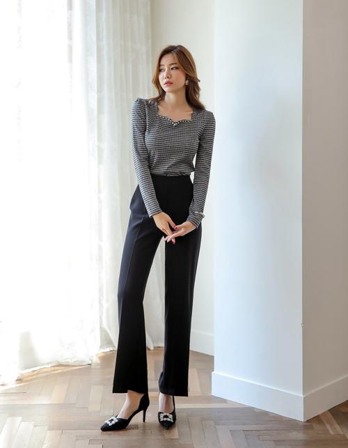 Trang phục biến nàng công sở thành nữ CEO trong tích tắc - 6