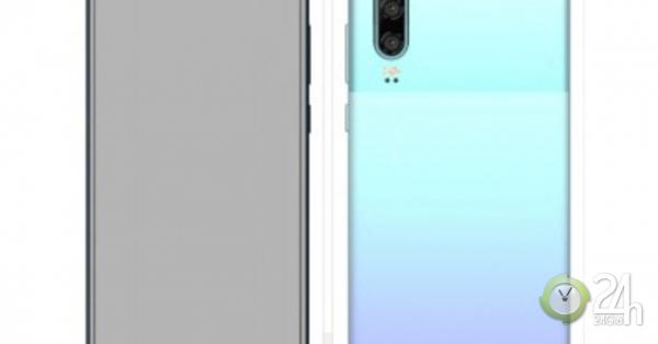 Các màu sắc mới khiến Huawei P30 thêm phần hấp dẫn