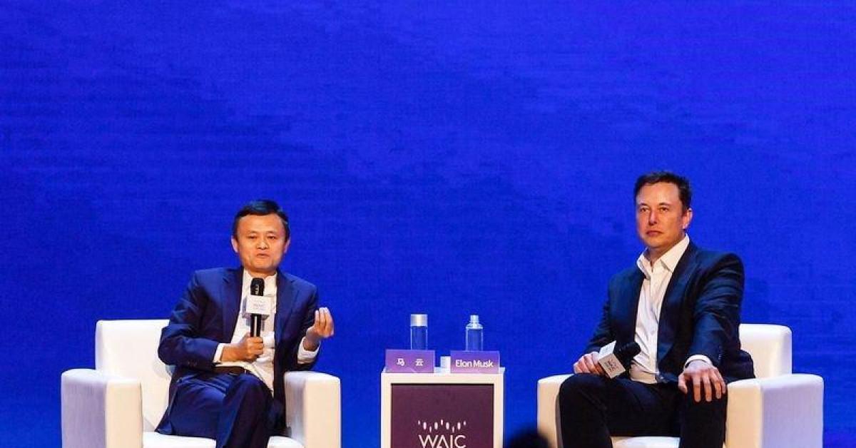 Jack Ma: Một tuần chỉ nên làm việc 3 ngày, mỗi ngày 4 tiếng - 1