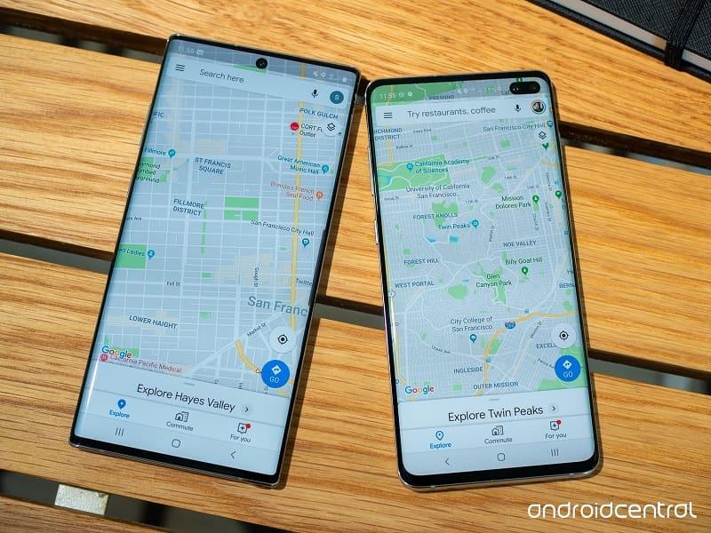 """So sánh Galaxy Note 10+ và S10+: Hai con """"quái vật"""" hàng đầu của Samsung - 3"""