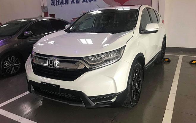 Bảng giá xe Honda CRV 2019 lăn bánh - Những ưu đãi hấp dẫn nào dành cho bạn?