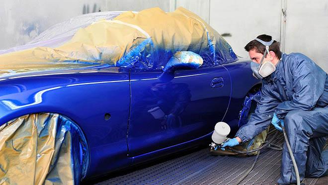 Thay đổi màu sơn ngoại thất xe ô tô có phải làm lại giấy tờ đăng kí hay không? - 2