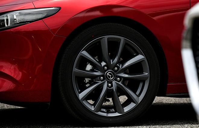 Những hình ảnh mới nhất của xe Mazda 3 2020 sẽ cập bến Việt Nam trong thời gian tới - 9
