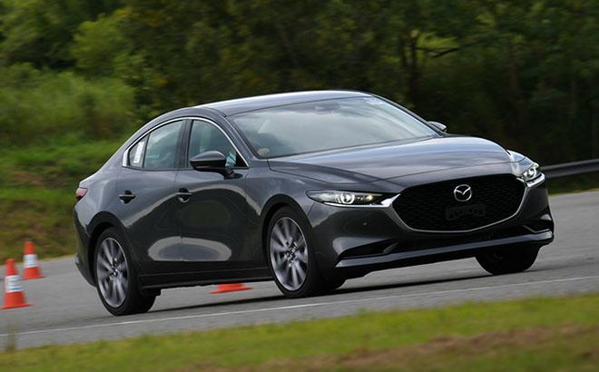 Những hình ảnh mới nhất của xe Mazda 3 2020 sẽ cập bến Việt Nam trong thời gian tới - 3