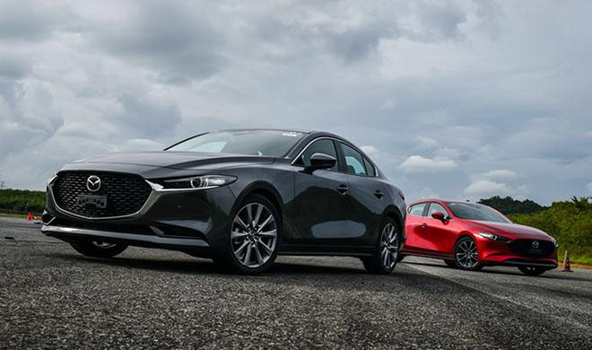 Những hình ảnh mới nhất của xe Mazda 3 2020 sẽ cập bến Việt Nam trong thời gian tới - 4