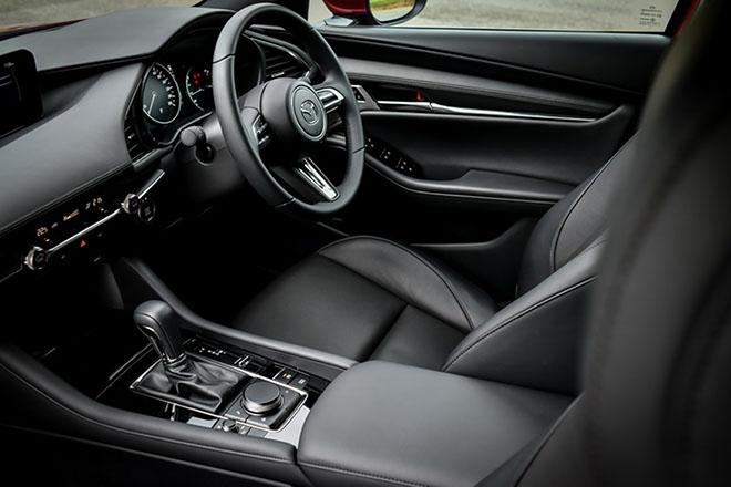 Những hình ảnh mới nhất của xe Mazda 3 2020 sẽ cập bến Việt Nam trong thời gian tới - 5