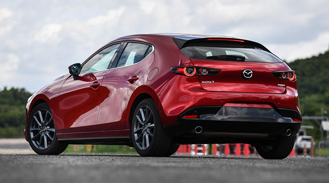 Những hình ảnh mới nhất của xe Mazda 3 2020 sẽ cập bến Việt Nam trong thời gian tới - 10