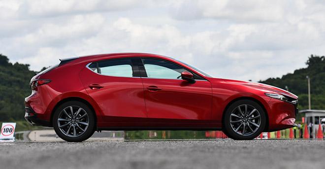Những hình ảnh mới nhất của xe Mazda 3 2020 sẽ cập bến Việt Nam trong thời gian tới - 11