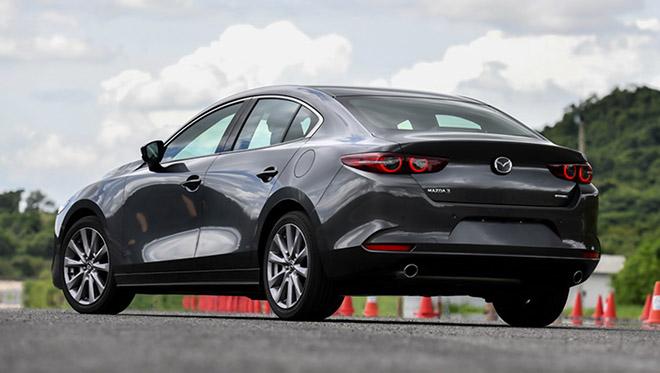 Những hình ảnh mới nhất của xe Mazda 3 2020 sẽ cập bến Việt Nam trong thời gian tới - 12